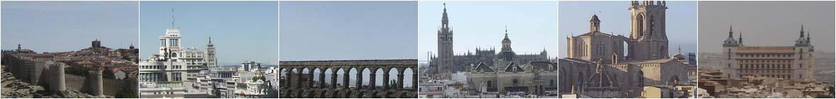 España. Guía de viajes y turismo.